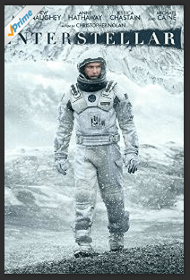 FREE Interstellar Movie Rental For Prime Members!