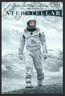 FREE Interstellar Movie Rental For Prime Members!