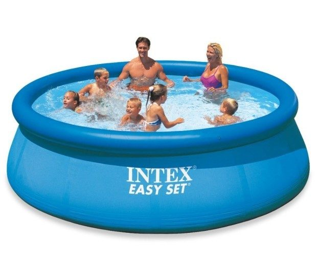 Intex 12ft X 30in Easy Set Pool Set Just $63.25 Down From $130!
