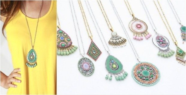 Ultimate Bohemian Necklace Event ~ 10 Styles Only $7.99!