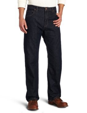 Dickies Men's Relaxed Straight-Fit 5-Pocket Jean As Low As $12.87!