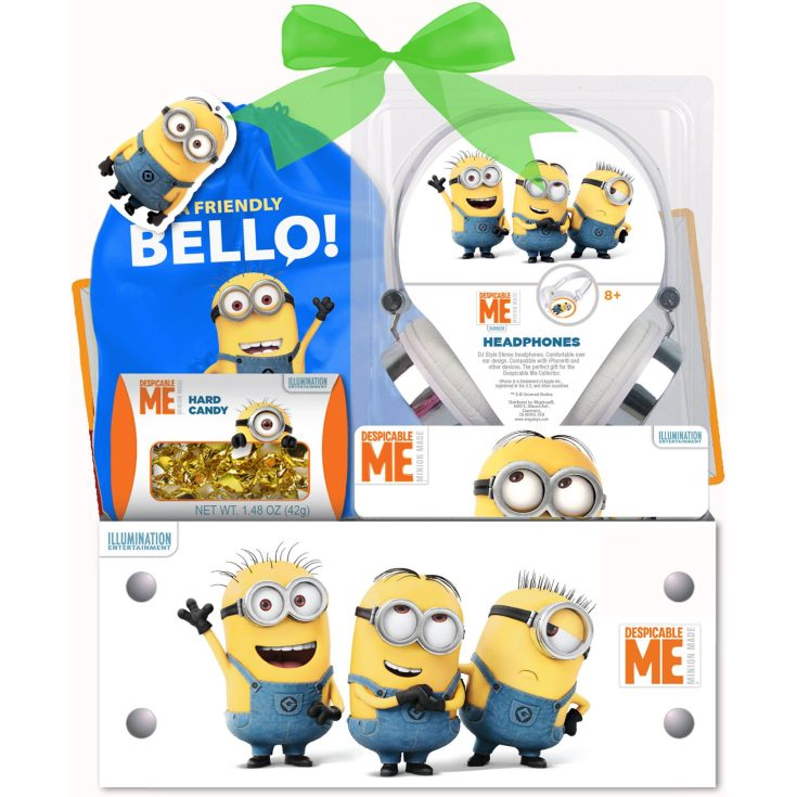 Despicable Me 2 Headphones Gift Set Just $8.00 Down From $15.98!