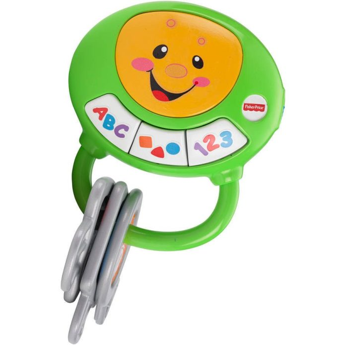 Fisher-Price Laugh and Learn Learning Keys Just $5.47! Down From $9.97!