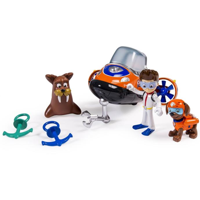 Paw Patrol Zuma's Bath Playset Just $12.43 Down From $28.99 At Walmart!