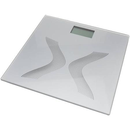 Glass Electronic Personal Scale with 6mm Glass Platform Just $6.88 Down From $16 At Walmart!