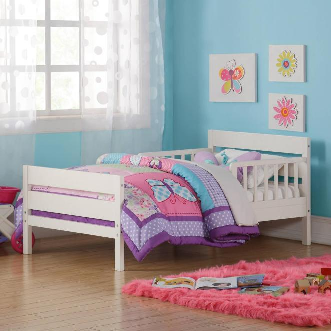 Baby Relax Cruz Toddler Bed, Multiple Colors Just $59.00! Down From $109.98!