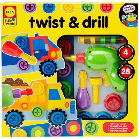 ALEX Toys Early Learning Twist and Drill Just $19.88 Down From $29.99!