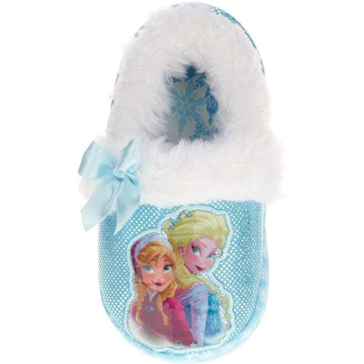 Disney Frozen Toddler Girl's Aline Slipper Just $5.00 Down From $9.97 At Walmart!