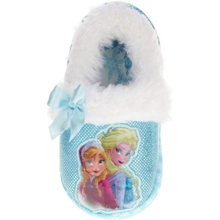 Disney Frozen Toddler Girl's Aline Slipper Just $5.00 Down From $9.97 At Walmart!