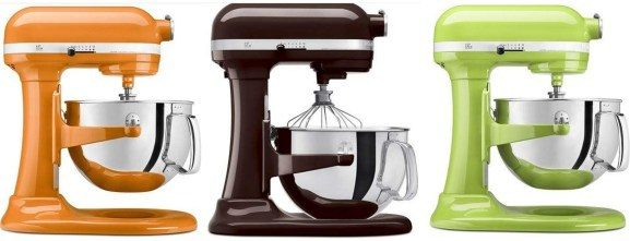 KitchenAid 6 Quart Mixer Just $253.74!
