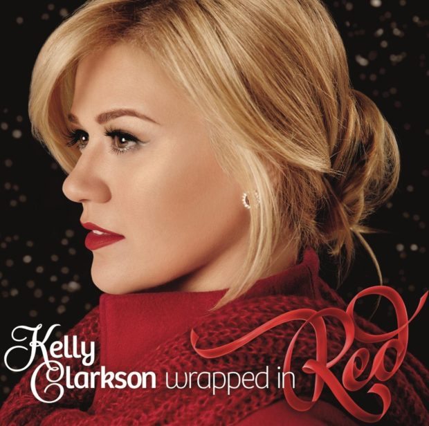 """FREE Kelly Clarkson """"Wrapped In Red"""" MP3 Album Download From Google Play!"""
