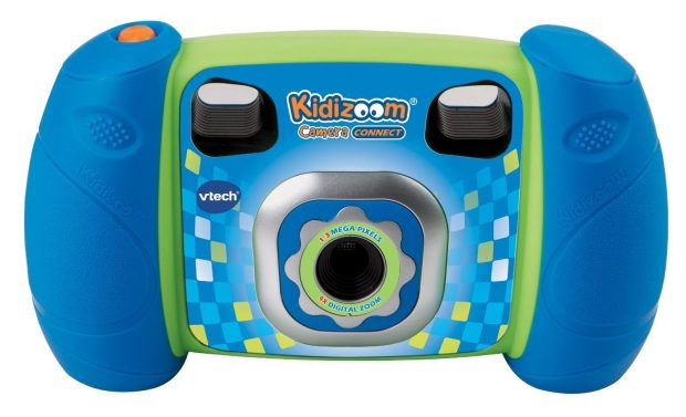 VTech Kidizoom Camera Connect, Blue Only $29.84! Down From $40!