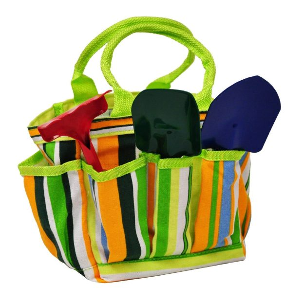 Kids Garden Tool Set with Tote Just $7.99!