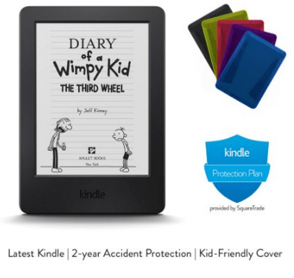 Kindle For Kids Bundle With Kid-Friendly Cover Just $90 Down From $140!