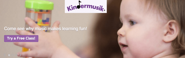 FREE Kindermusik Class!