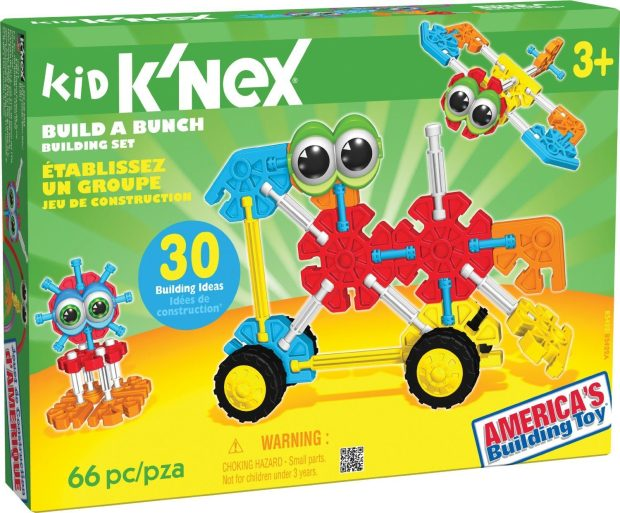 K'NEX Build A Bunch Was $25 Now Only $12.49!