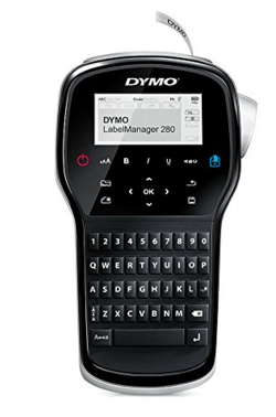 DYMO LabelManager 280 Rechargeable Hand-Held Label Maker Just $14.99 Down From $91.79!