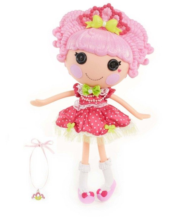 Lalaloopsy Super Silly Party Large Doll- Jewel Sparkles Just $10.89! (Reg. $24.99!)