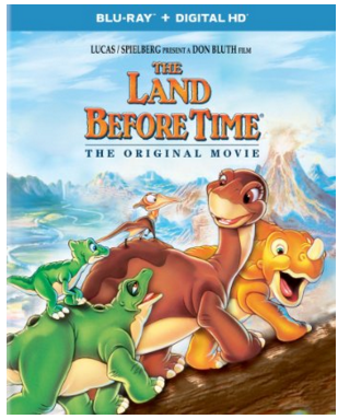 The Land Before Time [Blu-ray] Just $8 Down From $15!