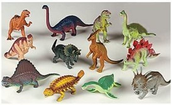 large dinosaur figures