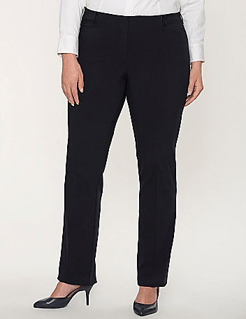 Sexy Stretch Straight Leg Pant Just $17.99 At Lane Bryant!