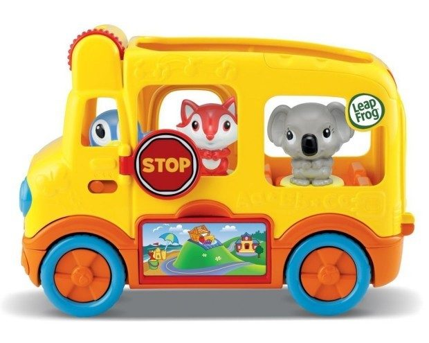 LeapFrog Learning Friends Adventure Bus Was $20 - Now Just $7.17!