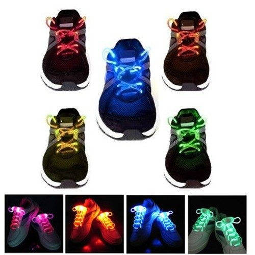 LED Waterproof Light-Up Shoelaces Just $3.99! Down From $29.99!