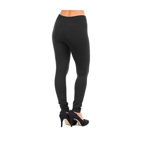 Ladies Fleece Lined Leggings 2 Colors Only $3.99!  Ships FREE!