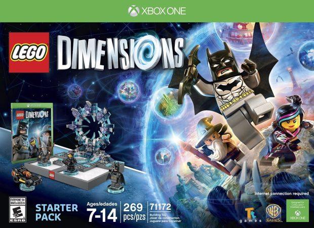 LEGO Dimensions Starter Pack $79! (Reg. $100!)