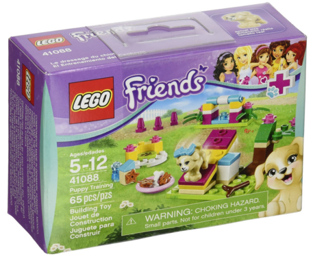 LEGO Friends 41088 Puppy Training Just $5 Down From $7!