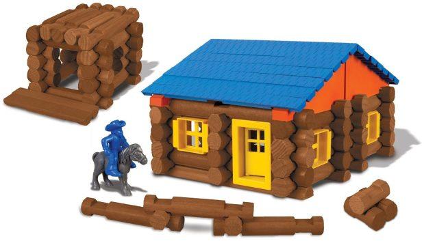 Lincoln Logs Oak Creek Lodge Building Set Just $24.43! (Reg. 40!)