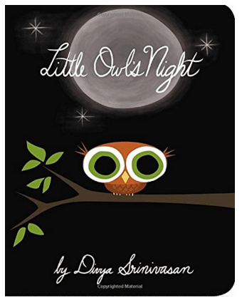 Little Owl's Night Board Book Just $4.00 Down From $7!