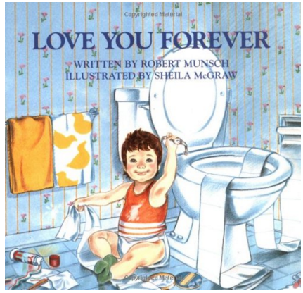 Love You Forever Paperback Just $3.54 Down From $6!