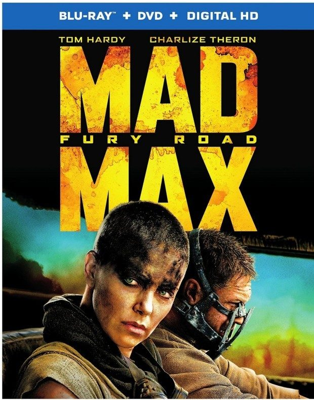 Mad Max: Fury Road (Blu-ray + DVD + UltraViolet) Only $19.99!