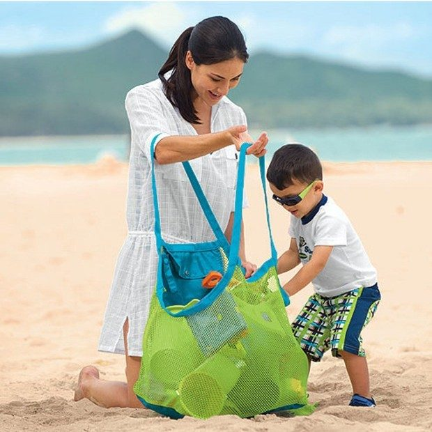Mesh Beach Tote Only $12.99!