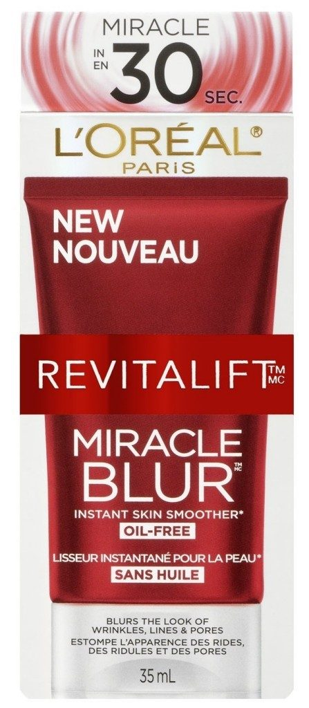 L'Oreal Paris Revitalift Miracle Blur Cream Only $18.99!