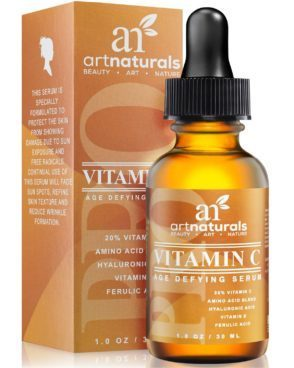ArtNaturals Enhanced Vitamin C Serum Only $10.95! (Reg. $60)