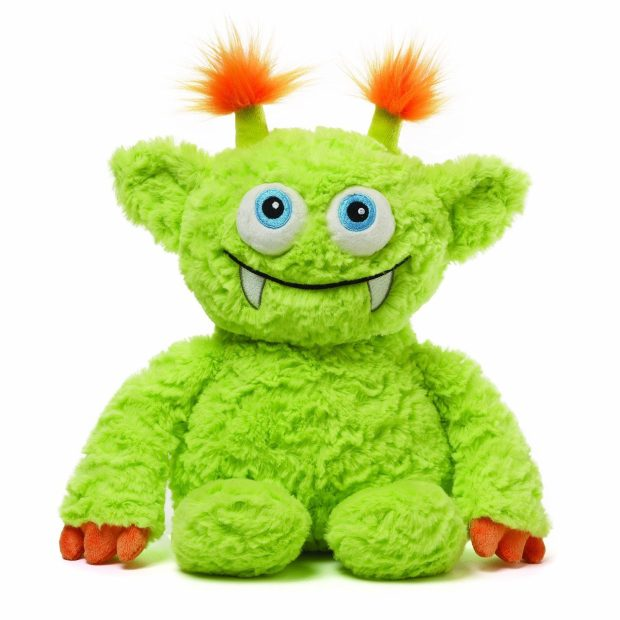 Beeper The Green Monster Chaser Plush Just $16.17!