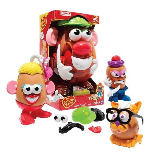Playskool Mr. Potato Head Super Spud Just $16.14!