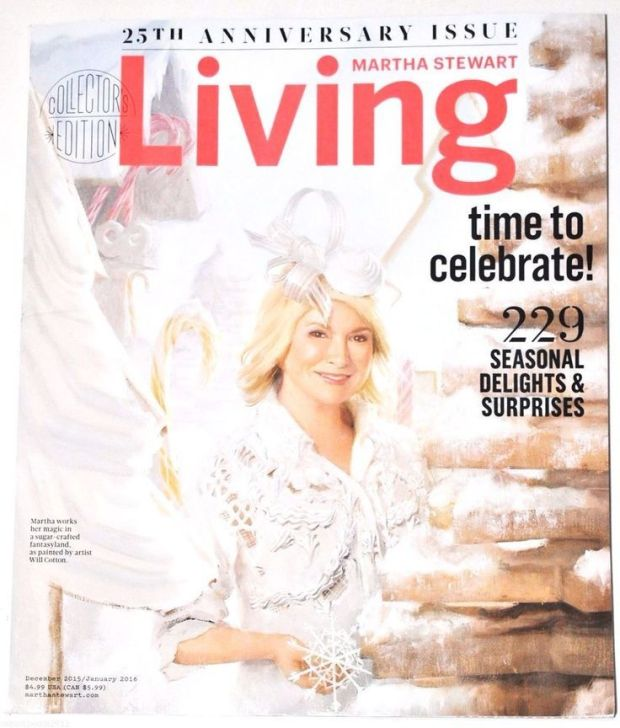 FREE Subscription to Martha Stewart Living!