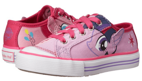 Stride Rite My Little Pony Lace-Up Sneaker Just $20.50!  Down From $40!
