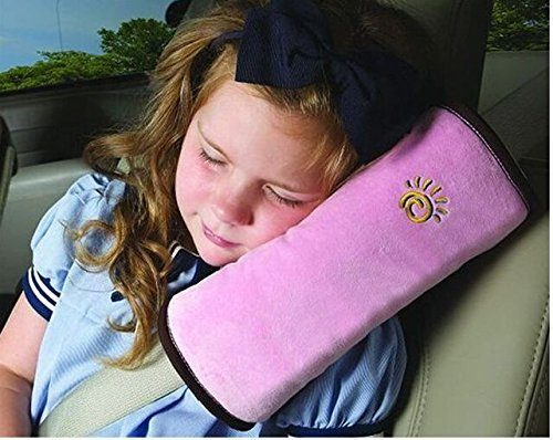 Children's Strap Cover / Headrest / Neck Support Only $4.95! (Reg. $13) Ships FREE!