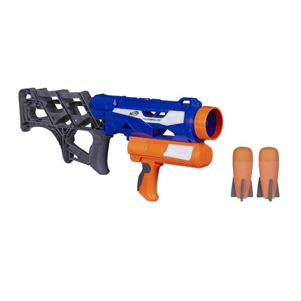 Nerf N-Strike Thunderblast Launcher Only $7.50! (Reg. $25)