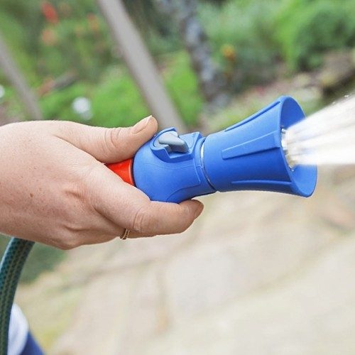 Powerful Mini-FireHose Nozzle Only $9.99 Plus FREE Shipping!