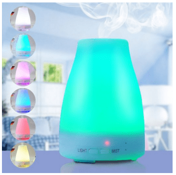 BATTOP Essential Oil Diffuser Cool Mist Humidifier Just $20 Down From $69!