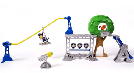 Paw Patrol Rescue Training Center Playset Just $15 Down From $30!