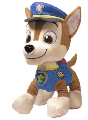 Paw Patrol - Deluxe Lights And Sounds Plush - Real Talking Chase Just $13.31 Down From $25!