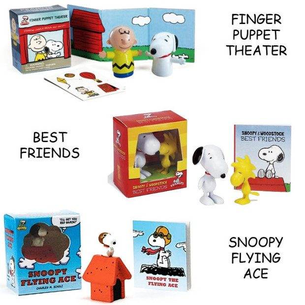 Peanuts Mini-Book Kits Only $4.49!  Ships FREE!