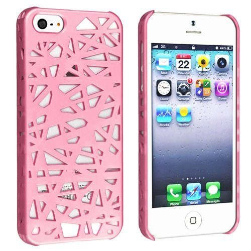 Pink Bird Nest Case for iPhone 5 $1.59 + FREE Shipping!