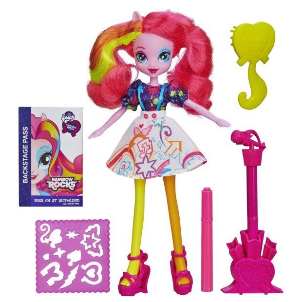 My Little Pony Equestria Girls Pinkie Pie Doll Just $8.97! (Reg. $22)